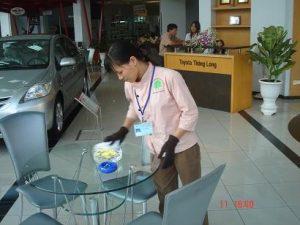 Công ty vệ sinh cleanhouse việt nam