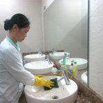 công ty vệ sinh với chi phí phù hợp