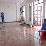 Tổng vệ sinh sau xây dựng – công ty vệ sinh hà nội