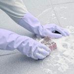 Mẹo làm sạch gạch lát nền và tường