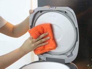 mẹo vệ sinh nồi cơm điện - công ty vệ sinh hà nội