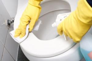 mẹo vệ sinh bồn cầu - công ty vệ sinh hà nội