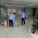 Công ty vệ sinh uy tín và chất lượng