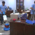 phương pháp giặt thảm chuyên nghiệp và uy tin